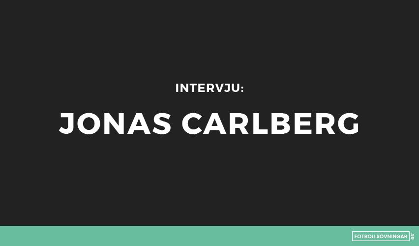 Intervju med Jonas Carlberg