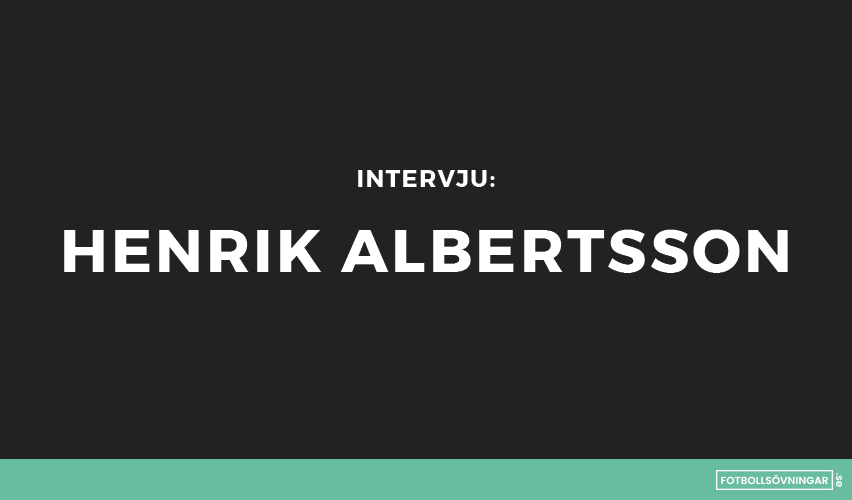 Intervju med Henrik Albertsson